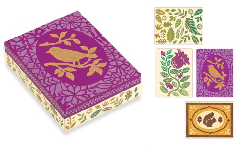 Morris & Essex for Galison stationery