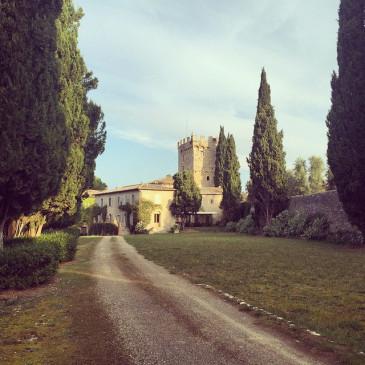 Tuscany, October