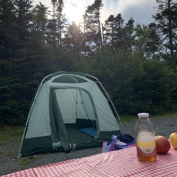 Protected: Practice camping
