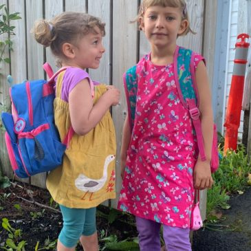 Protected: First day of school photos!