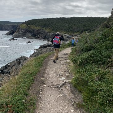 East Coast Trail – Silver Mine Head Path